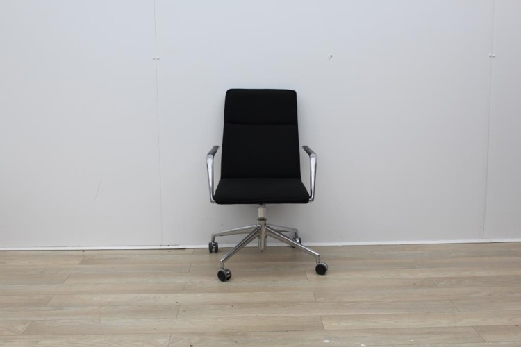 Brunner Black Operator Chair