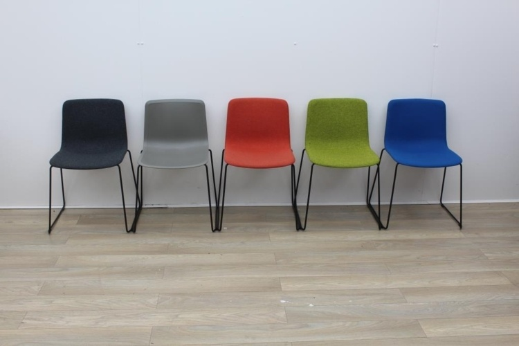 Mix Colors Canteen Chairs