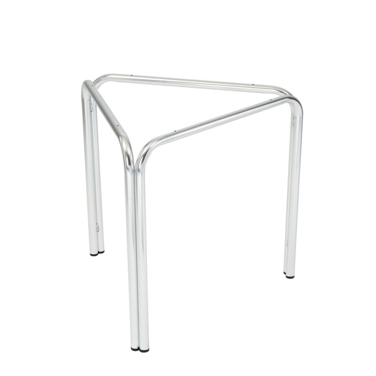 New RICHMOND Aluminum 3 Leg 700mm Diameter stackable table base