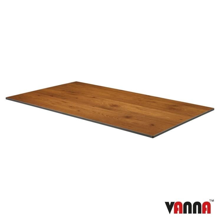 New EXTREMA Wood Rectangular Table