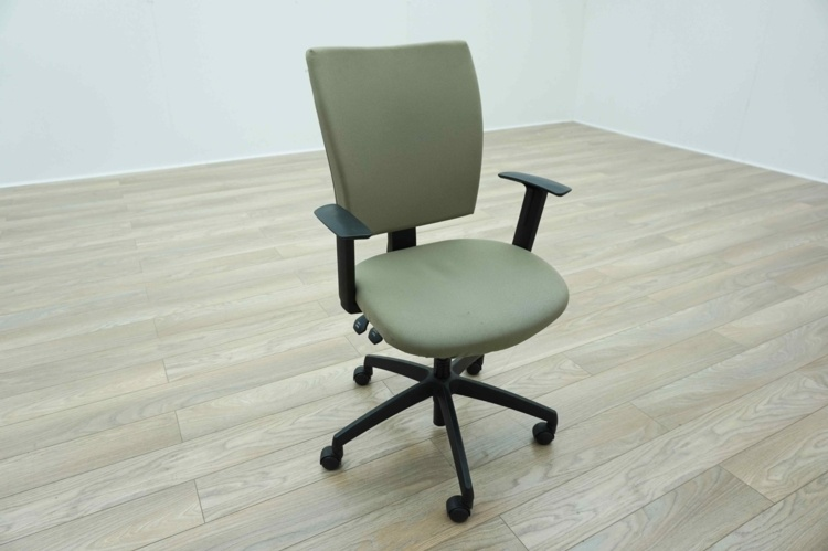 Connection Seating Off Grey Multifunction Office Task Chairs