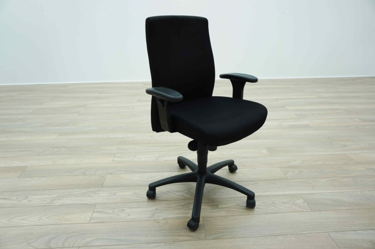 Senator V475HA Black Multifunction Office Task Chairs