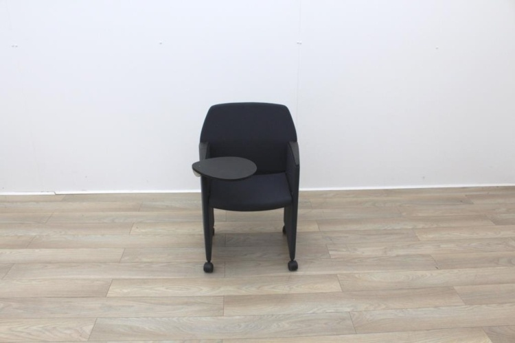 Dark Grey Fabric Folding Chairs