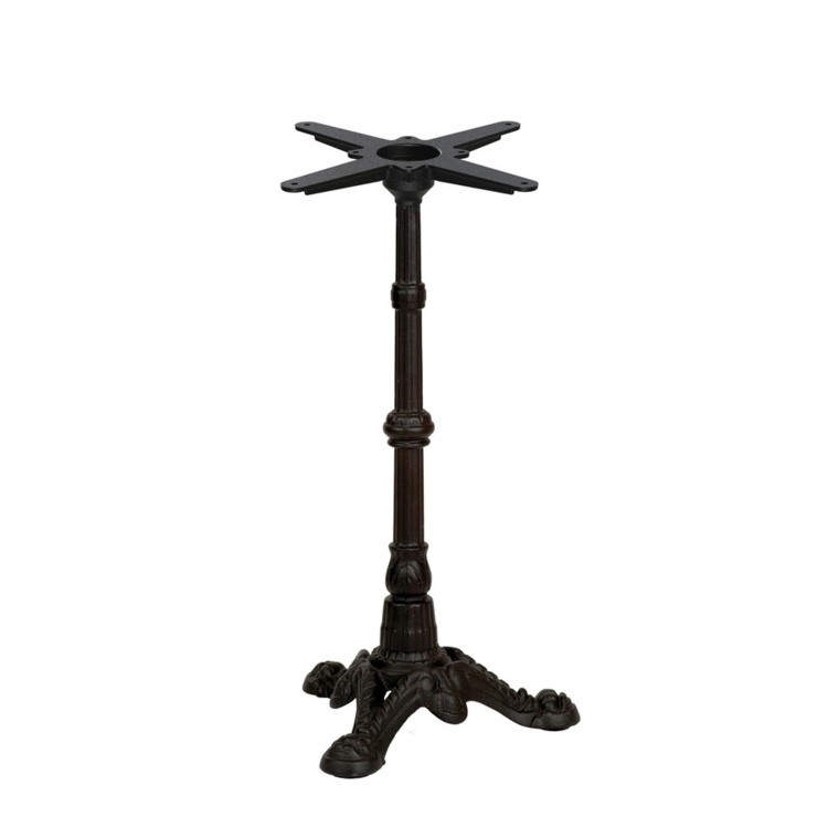 New ROME Cast Iron Three Legged Table Base