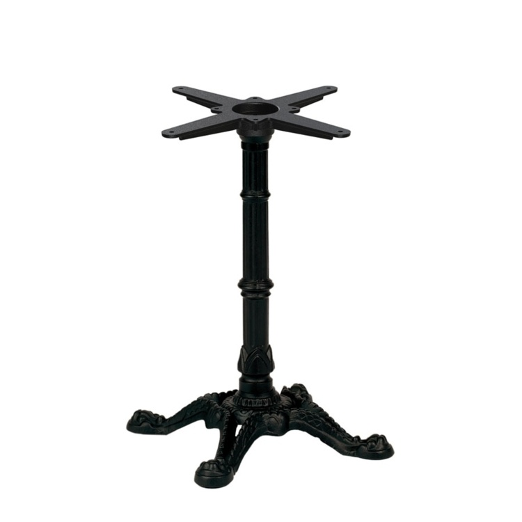 New ROME Cast Iron Double Four Legged Table Base