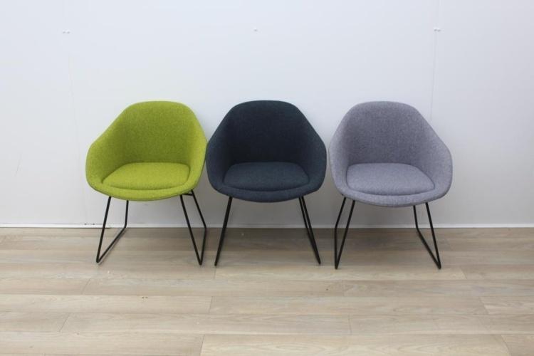 Mix Reception Chair