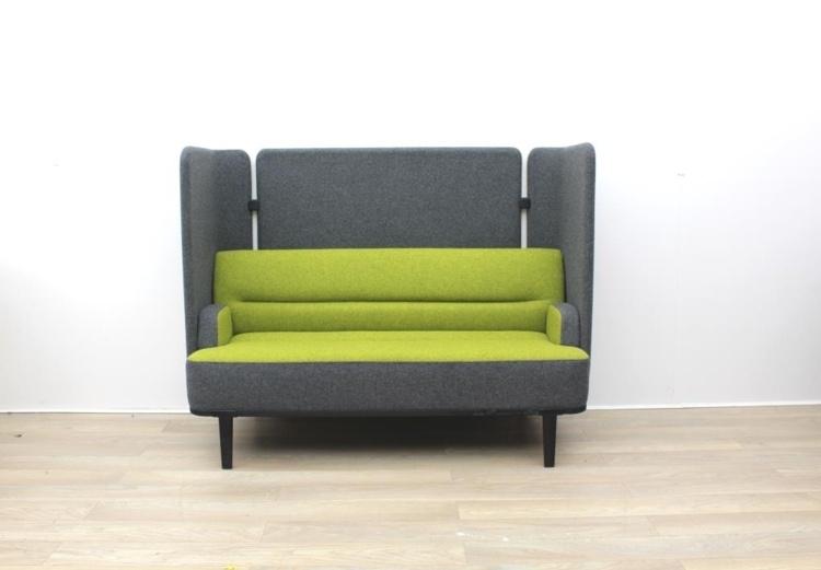Alemuir High Back Meeting Sofa