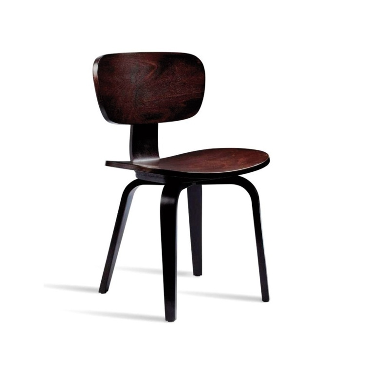 New TRUE Wenge Side Chair