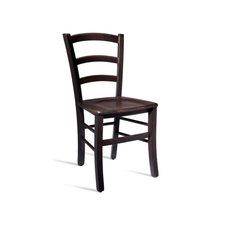 New ROSSO Wenge Side Chair