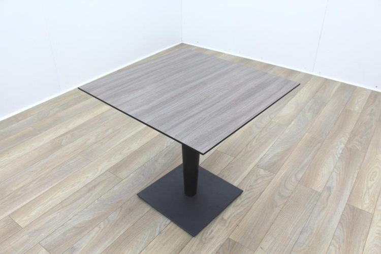Brunner Smoked Walnut Square Table