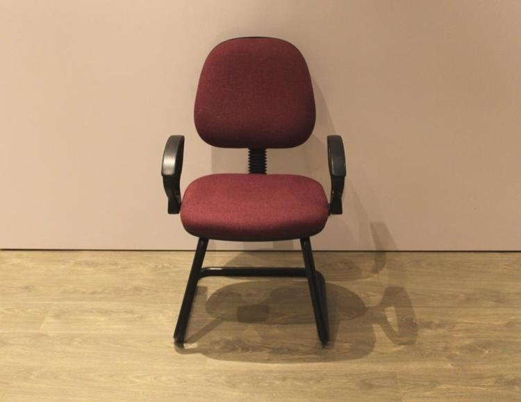 Purple Meeting Chairs