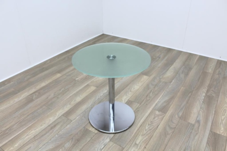 Brunner Glass Round Coffee Table