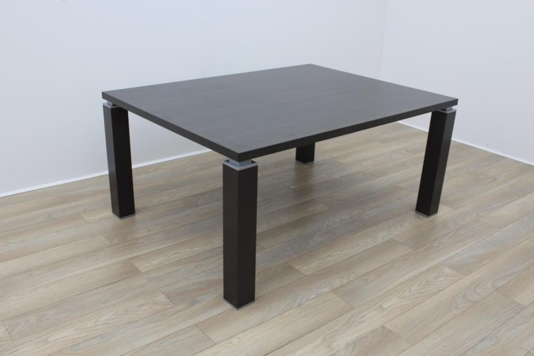 Wenge Rectangular Meeting Table 1600mm