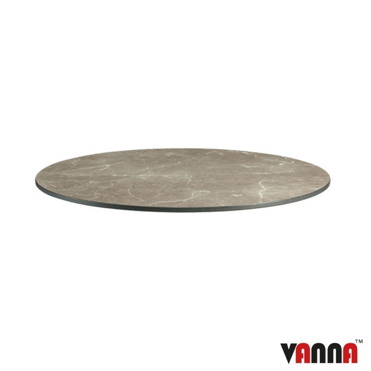 New EXTREMA Marble 690mm Dia Round Table