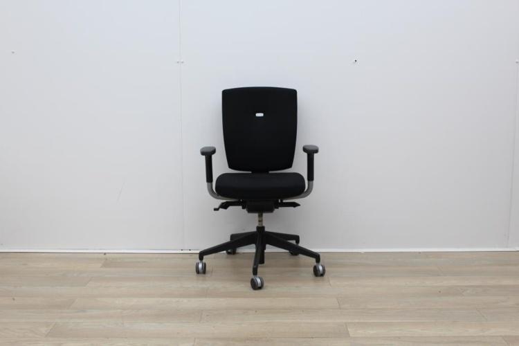 Black Senator Operator Chair