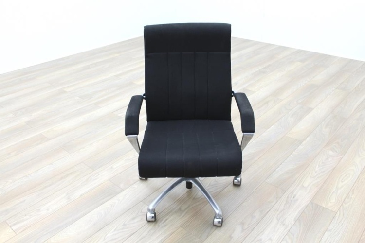 President Black Fabric Executive Office Task Chair