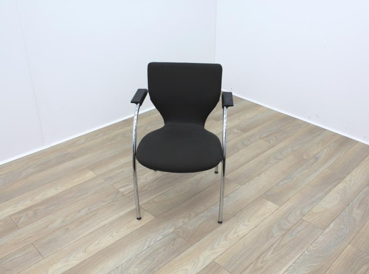 OrangeBox X10 Grey Meeting Chair