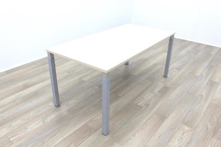 Bon Hali Maple 1600mm Straight Office Desks