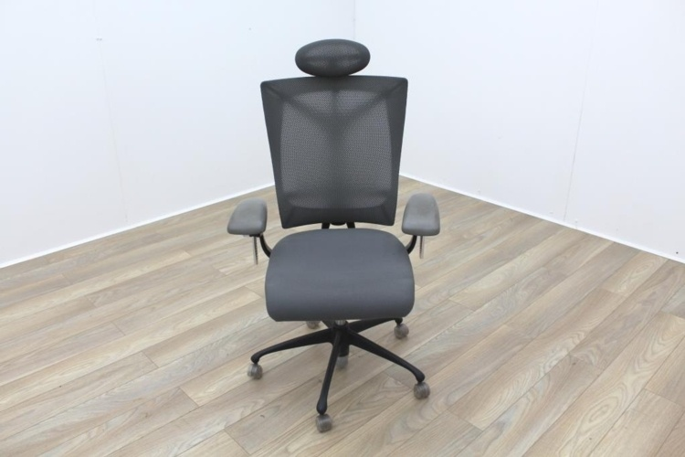 Vitra Grey Fabric Executive/Operator Chair