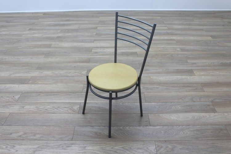 Maple Seat Office Canteen Chair