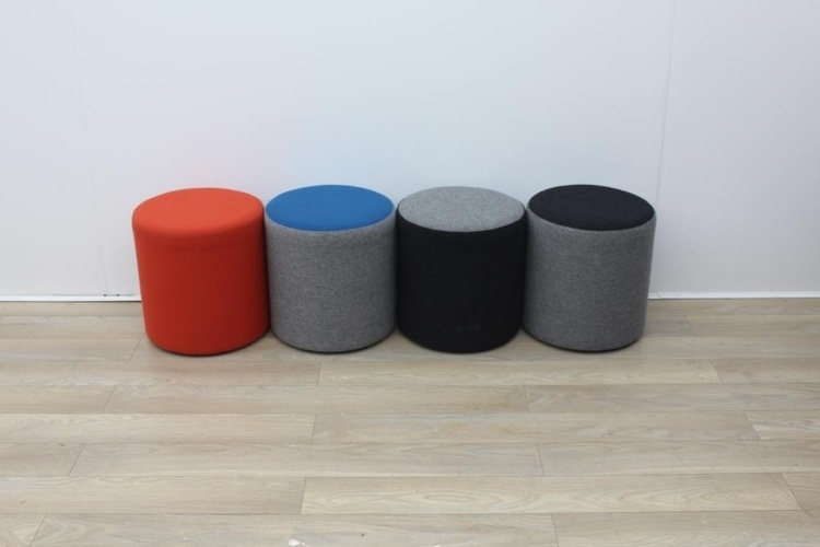 Breakdown Stools With Soft Seat