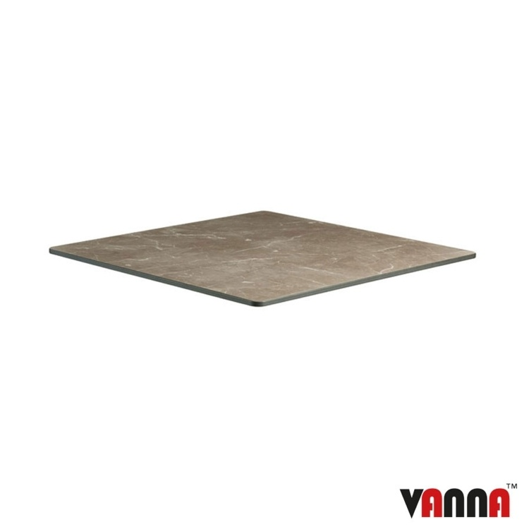 New EXTREMA Marble 690mm Square Table