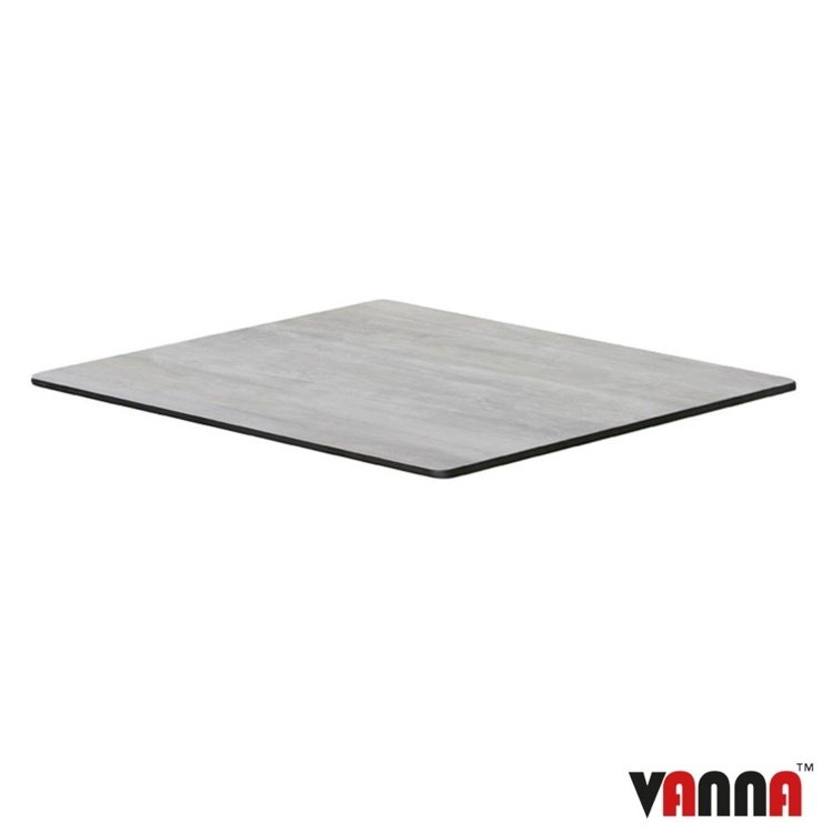 New EXTREMA Cool Cement Rectangular Table