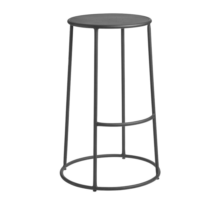 New MAX 75 Raw Industrial Designer canteen café High Stool