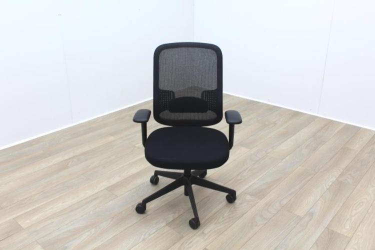 Orangebox DO Black Mesh Operator Chair