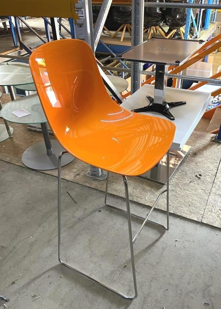 Boss Orange Bar Stools