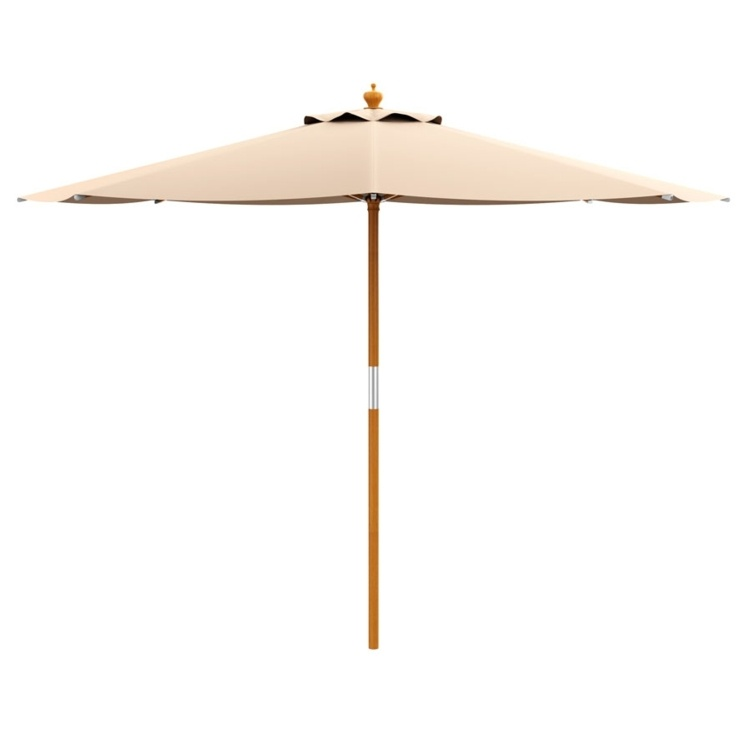 New PRINCE Natural Parasol