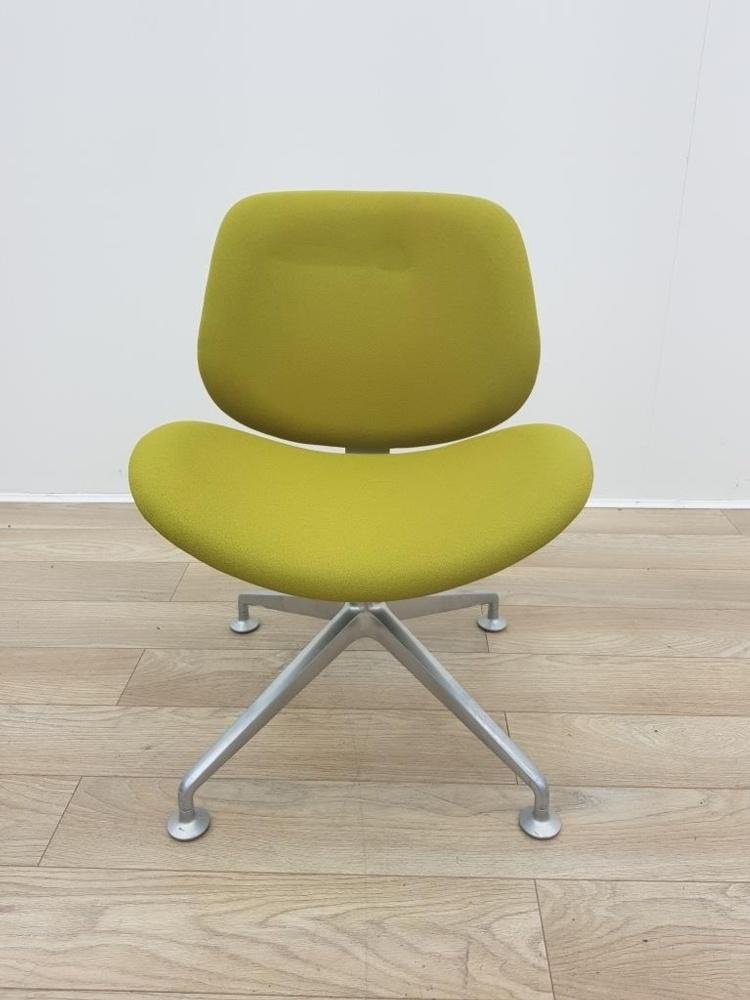Orangebox TRACK-01 Green Reception Chair