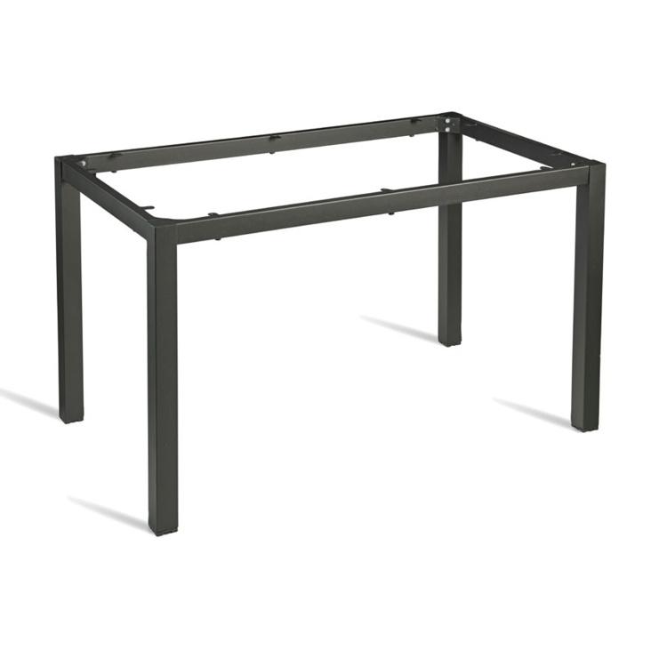 New PARIS Black Sturdy 4 seater table base