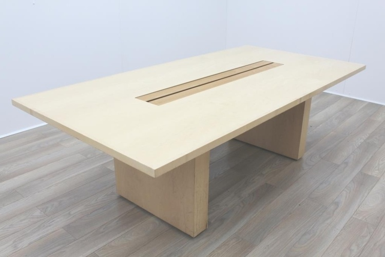Sven Christiansen Maple / Walnut Office Meeting Table