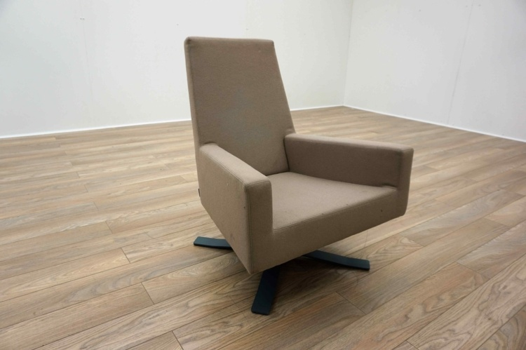 Hitch Mylius hm44 A Biege Office Reception Chair