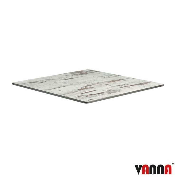 New EXTREMA Vintage 790mm Square Table