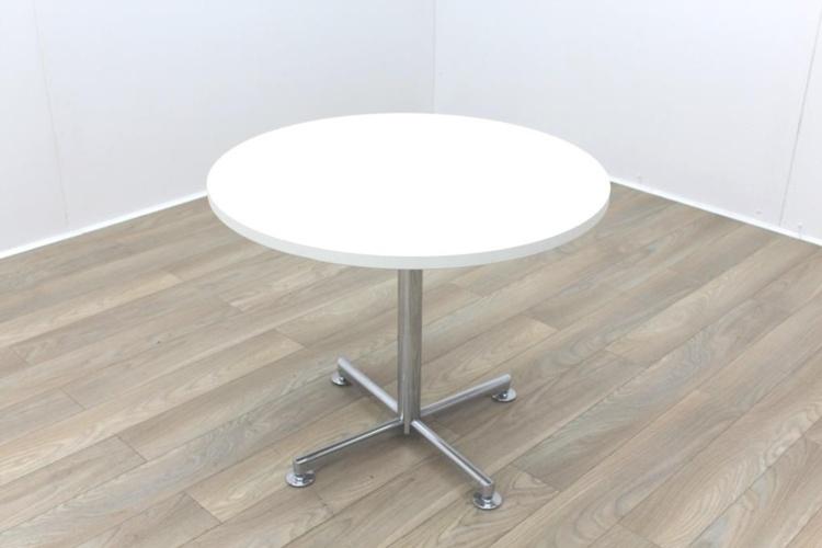 Brunner White Round Table
