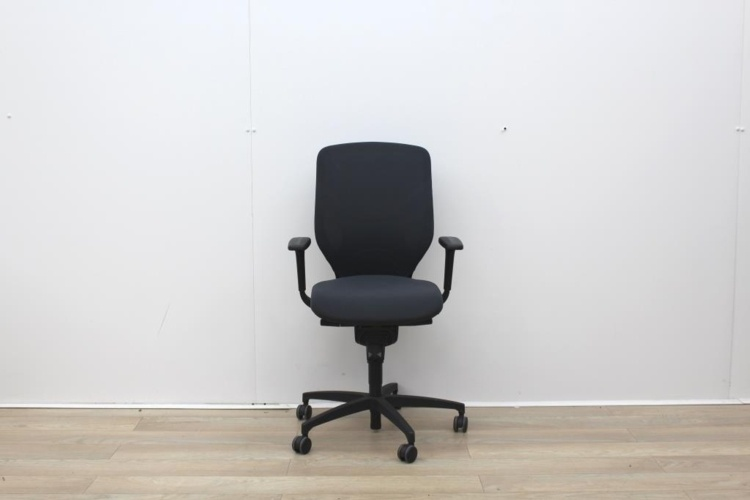 Wilkhahn Grey Operator Chair With Trimension