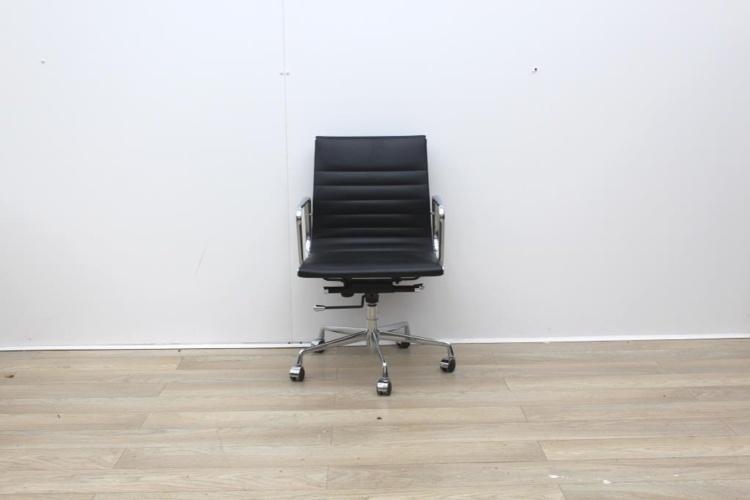 Black Leather Elite Executive Chair