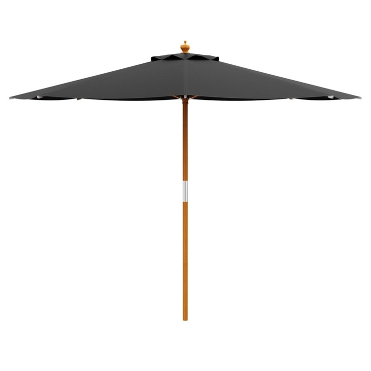 New PRINCE Black Parasol
