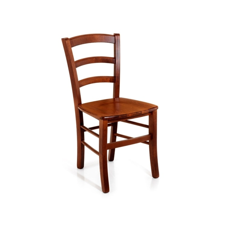New ROSSO Light Walnut Side Chair