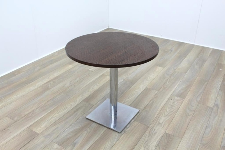 Wenge Round Table 800mm