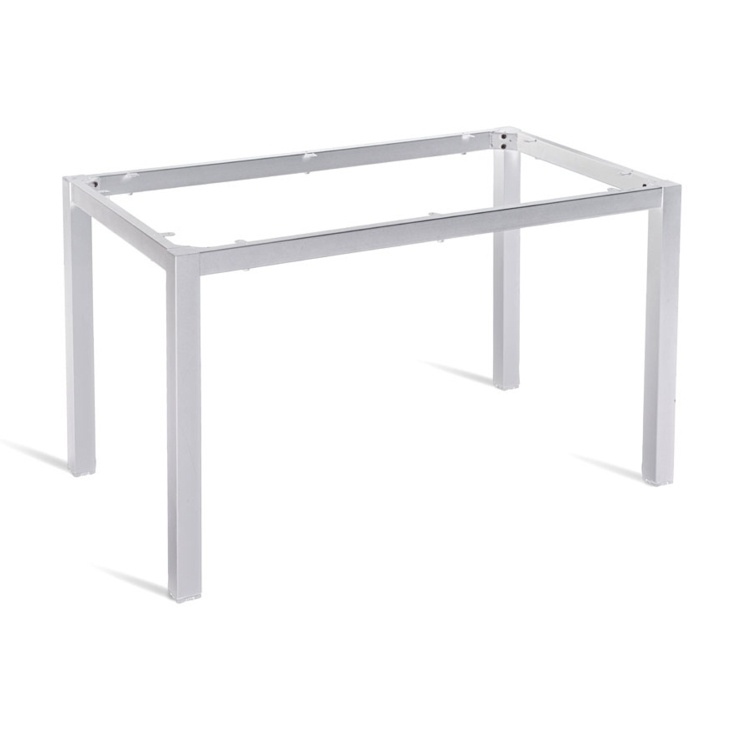 New PARIS Grey Sturdy 4 seater table base