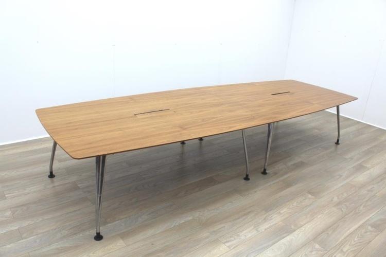 Verco DNA Walnut Office Meeting Table