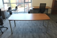 Walnut Meeting Table - Thumb 3