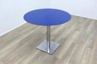 Blue Round Table 900mm - Thumb 4