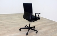 Vitra Axess Black Fabric Office Task Chairs - Thumb 5