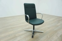 New Cancelled Order - OrangeBox Calder High Back Leather Office Reception Chairs - Thumb 4