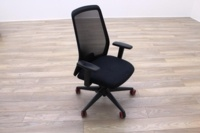 Interstuhl Everyis1 Mesh Black Office Task Chairs - Thumb 4