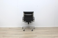 Black Leather Elite Executive Chair - Thumb 4